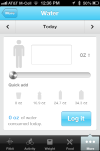 iPhone Water Consumption